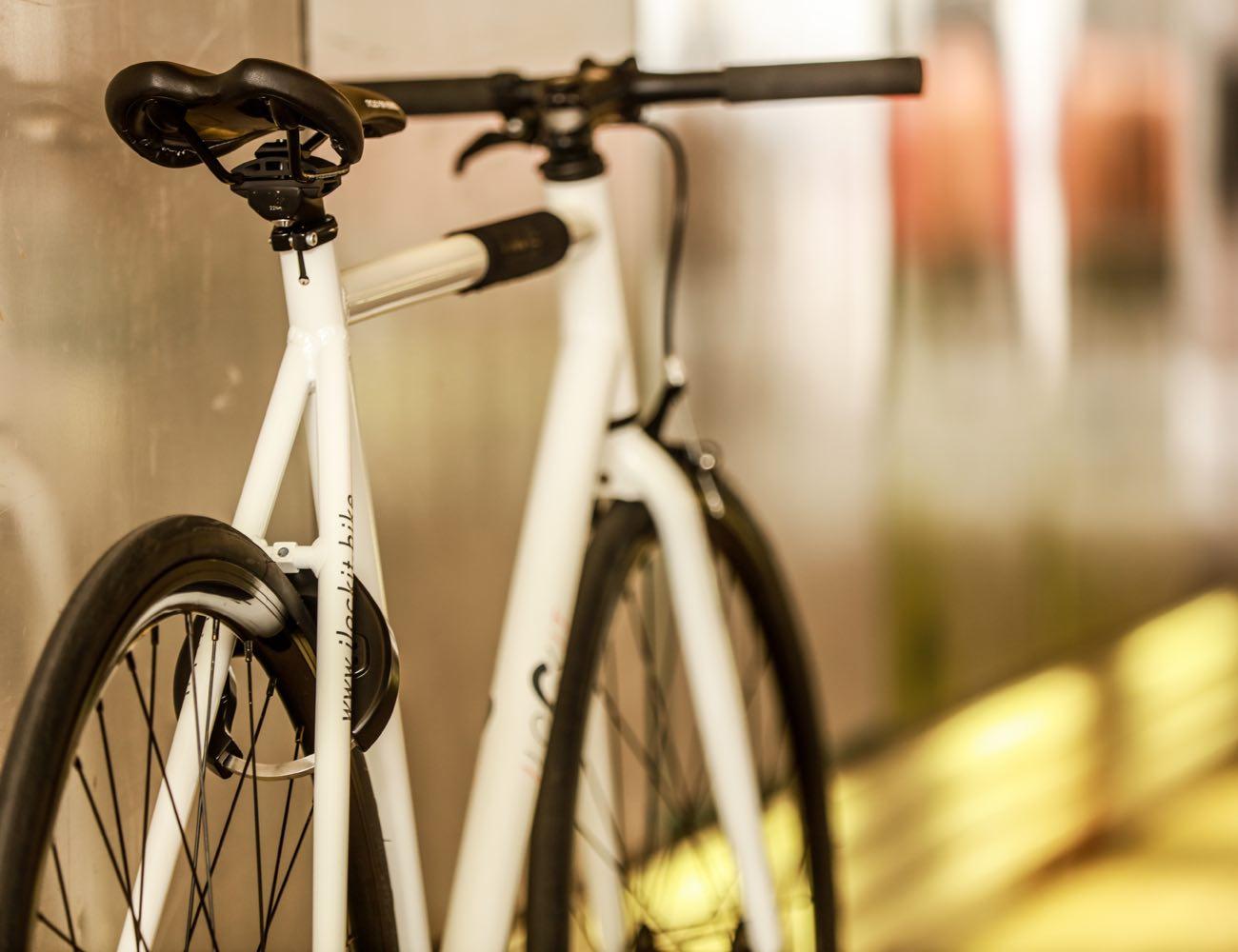 I LOCK IT – Automatic Bike Lock