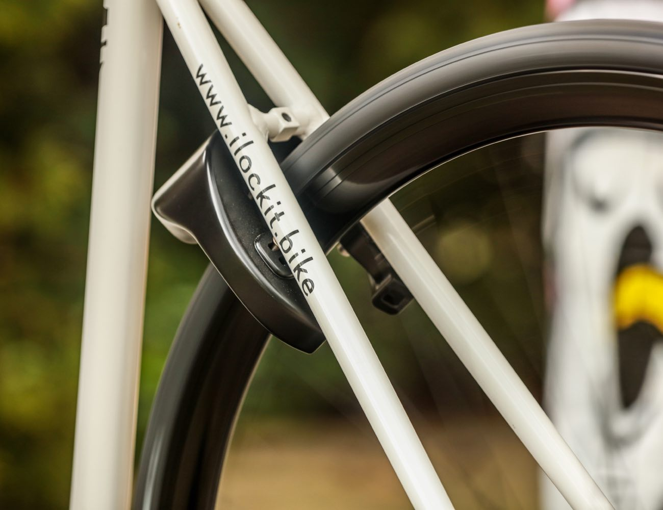 I LOCK IT – Automatic Bike Lock
