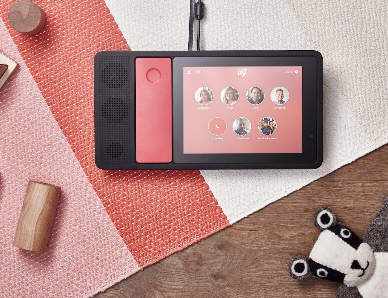 Ily – The Family Phone