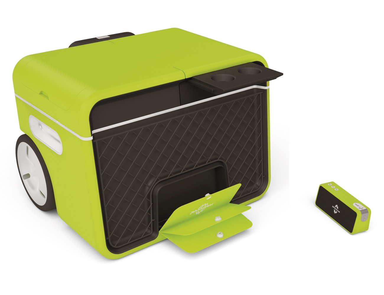 Johnny Cool is the world's First sustainable cooler