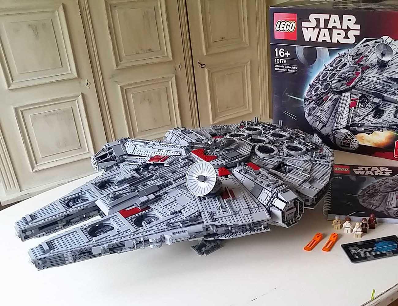 LEGO Star Wars Millennium Falcon » Gadget Flow