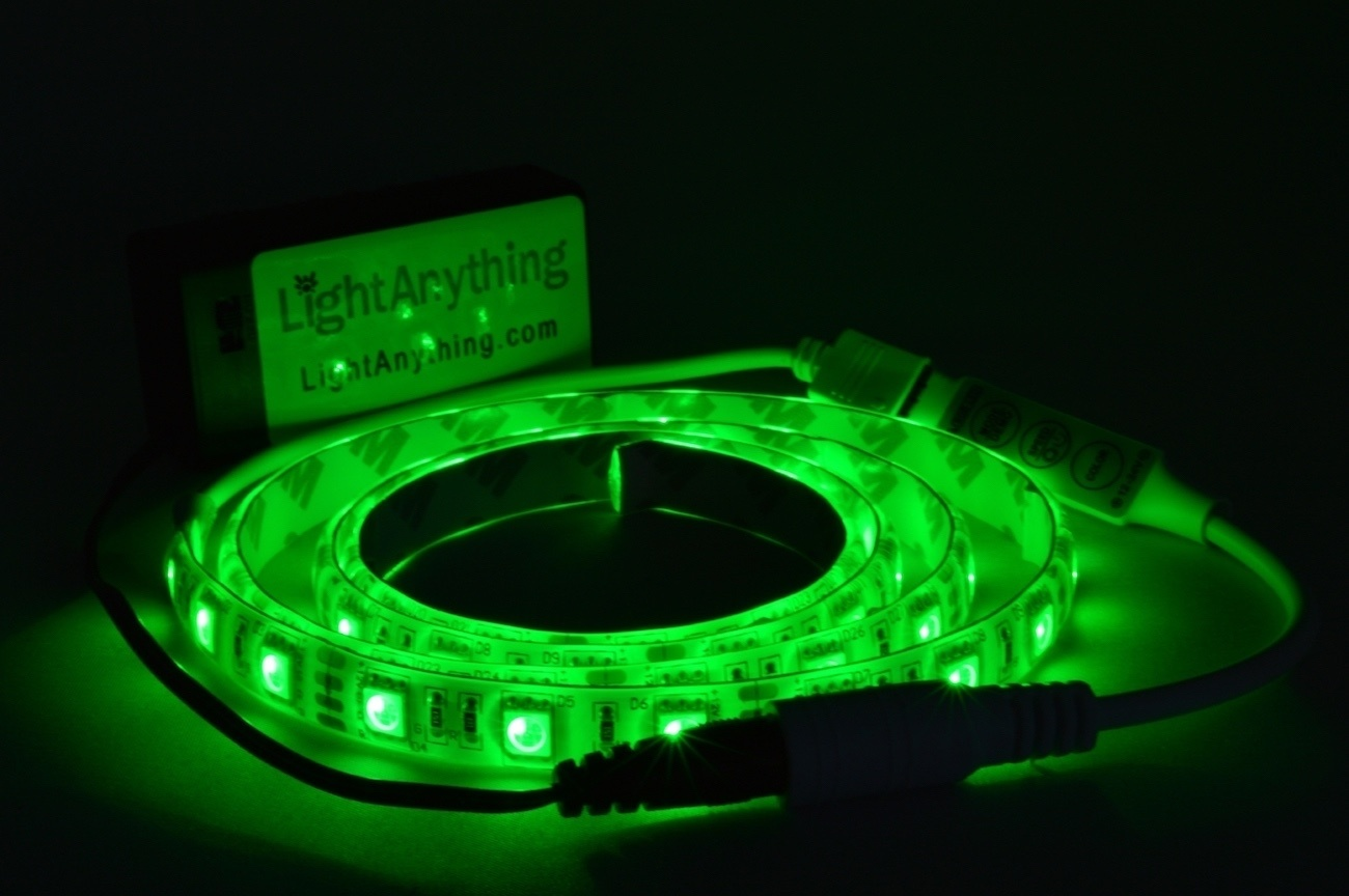 Portable LED Light Strips That You Can Use Anywhere By Light Anything