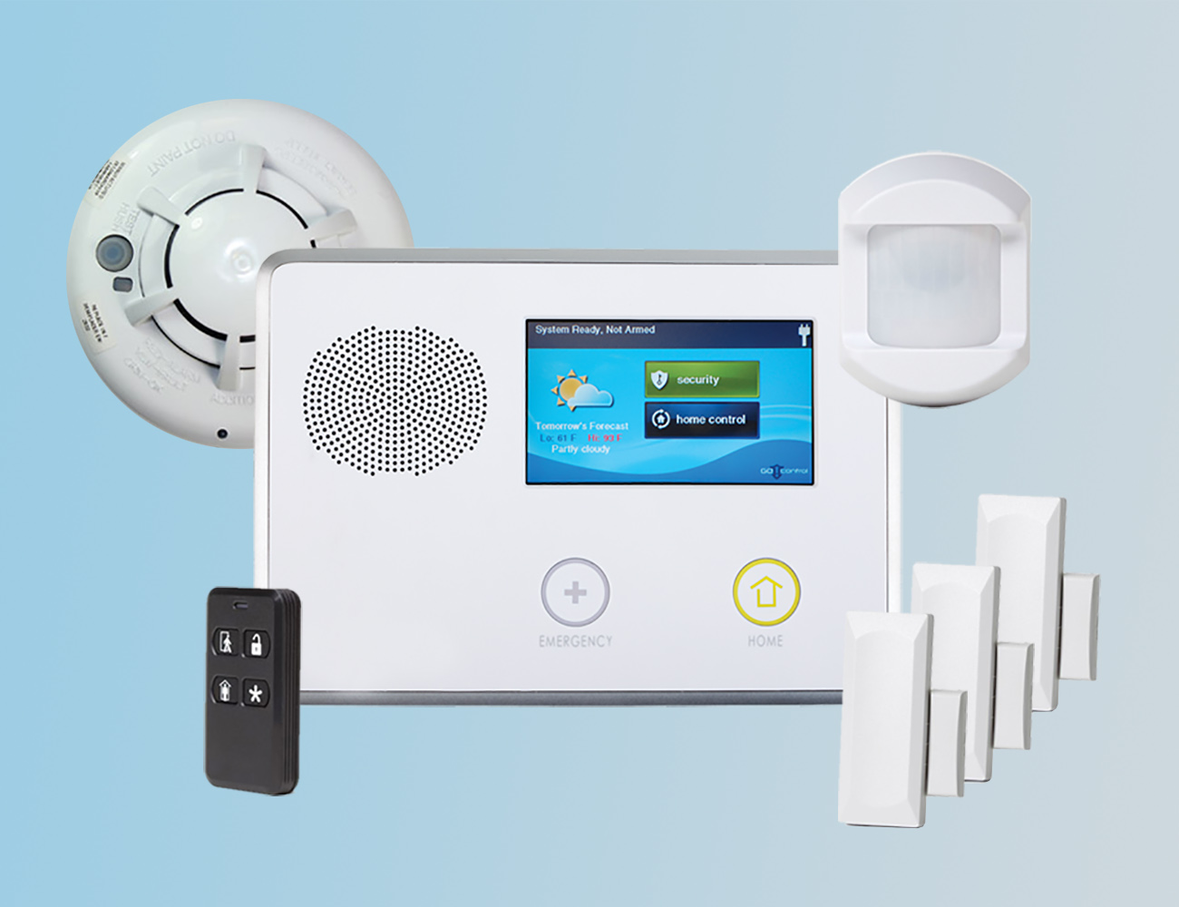 Link Interactive Home Security