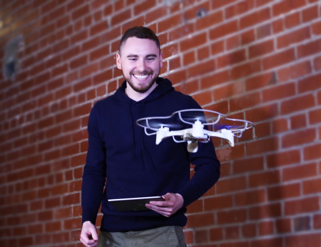 Lumi – World's Best Gaming & Entertainment Drone