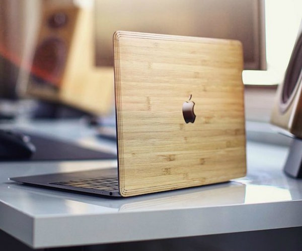 "Natural Series MacBook 12"" Wrap by SlickWraps"