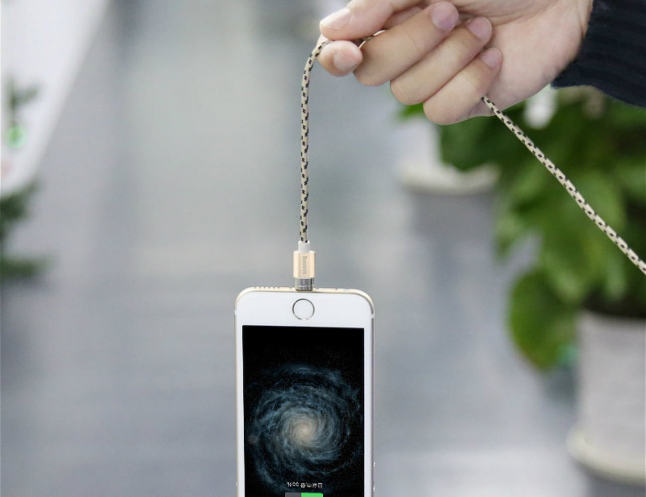 Magnetic Lightning Cable by Baseus