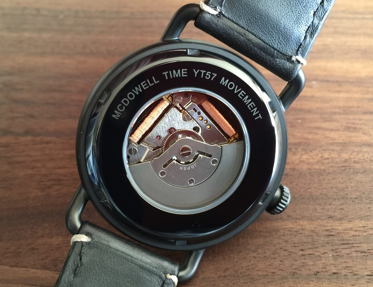 Наручные часы кинетик