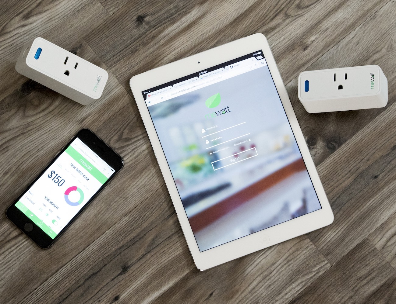 MeWatt – Real-Time Energy Monitoring Solution