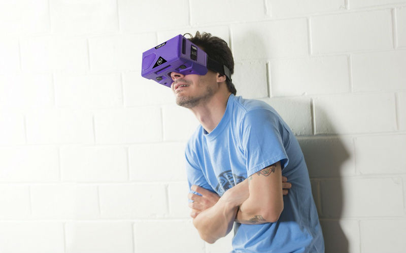 Merge VR Makes Virtual Reality More Fun and Comfortable
