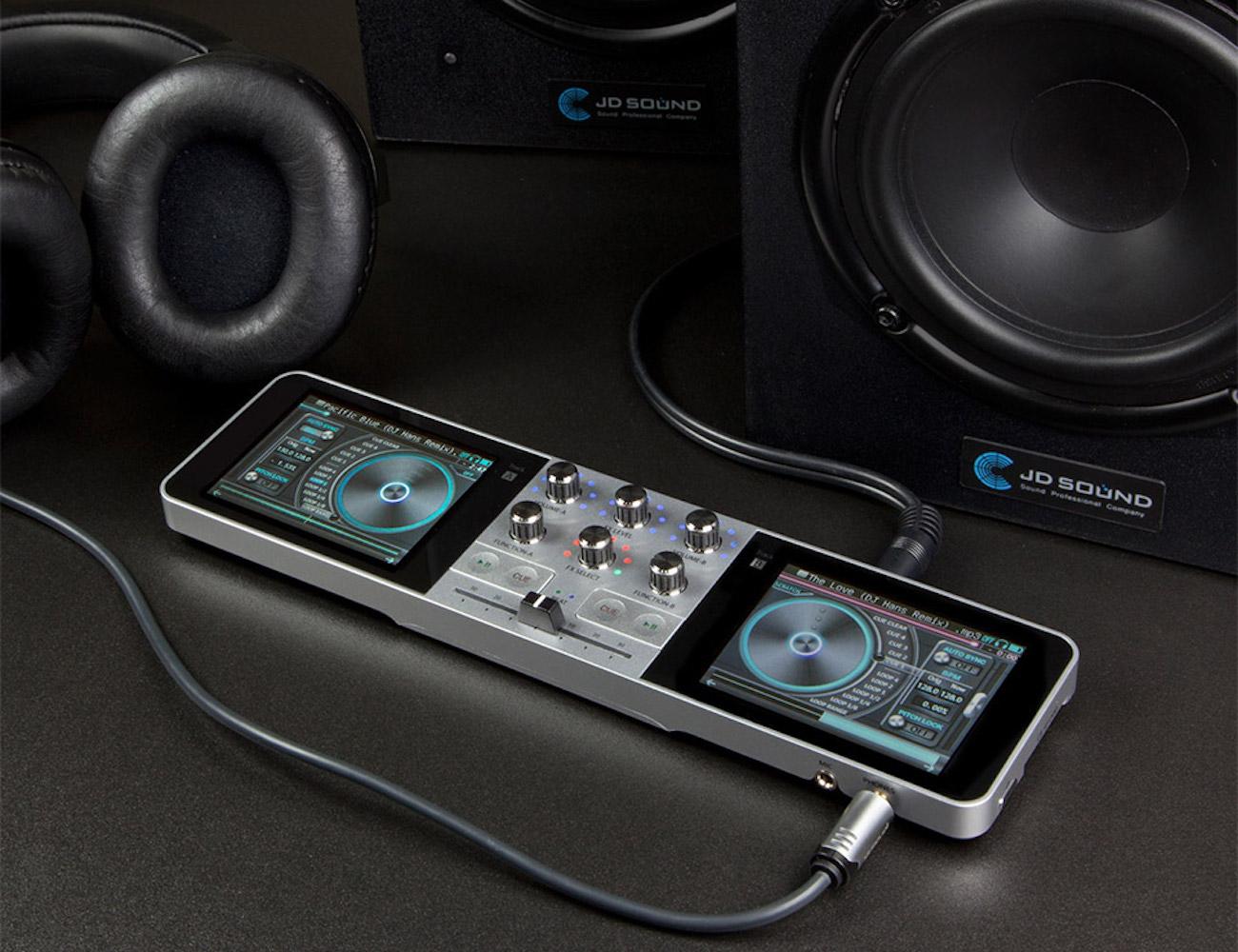 Monster GoDJ Portable DJ Mixer