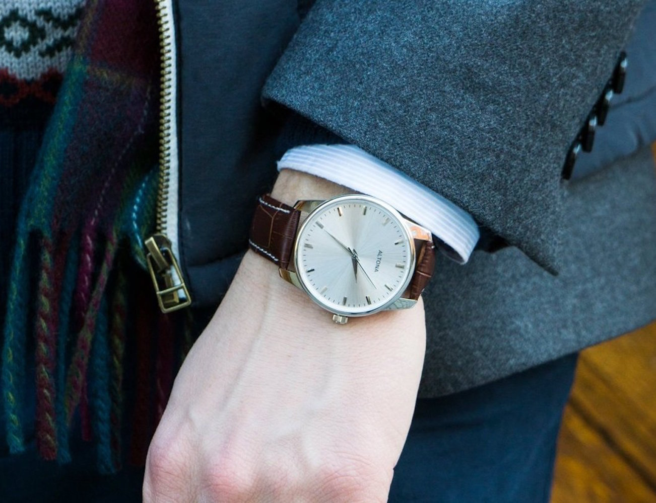 Movitz Watch by ALTONA