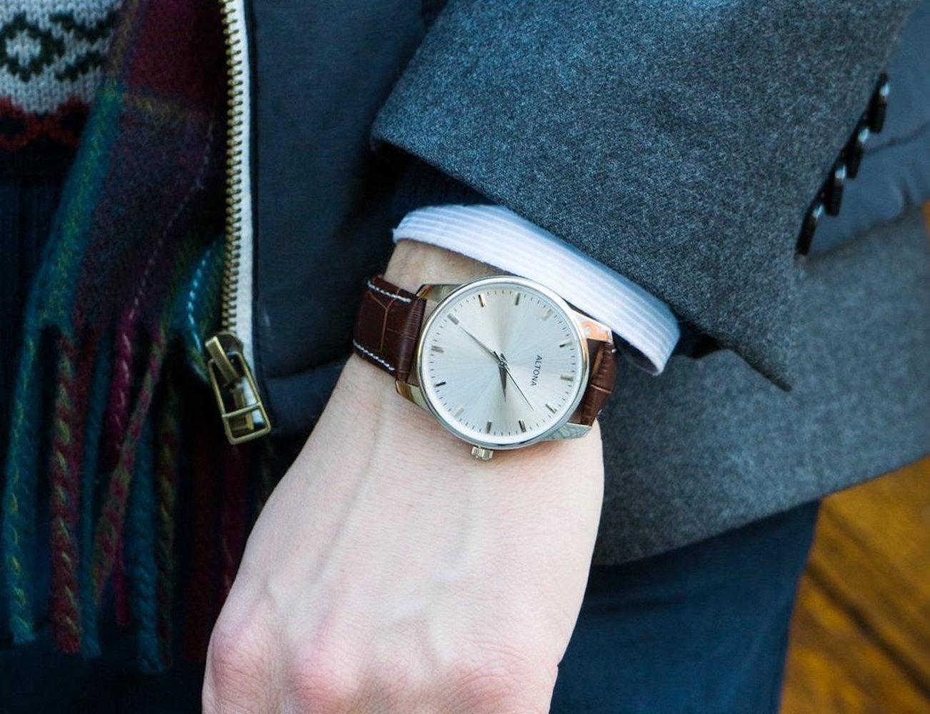 Movitz Watch by ALTONA