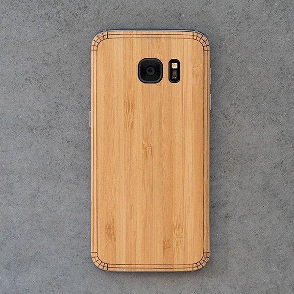 Natural Series Samsung Galaxy Edge Wrap