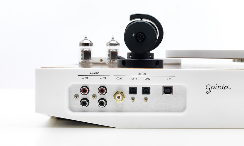 ON Plug and Play Turntable by G. Pinto