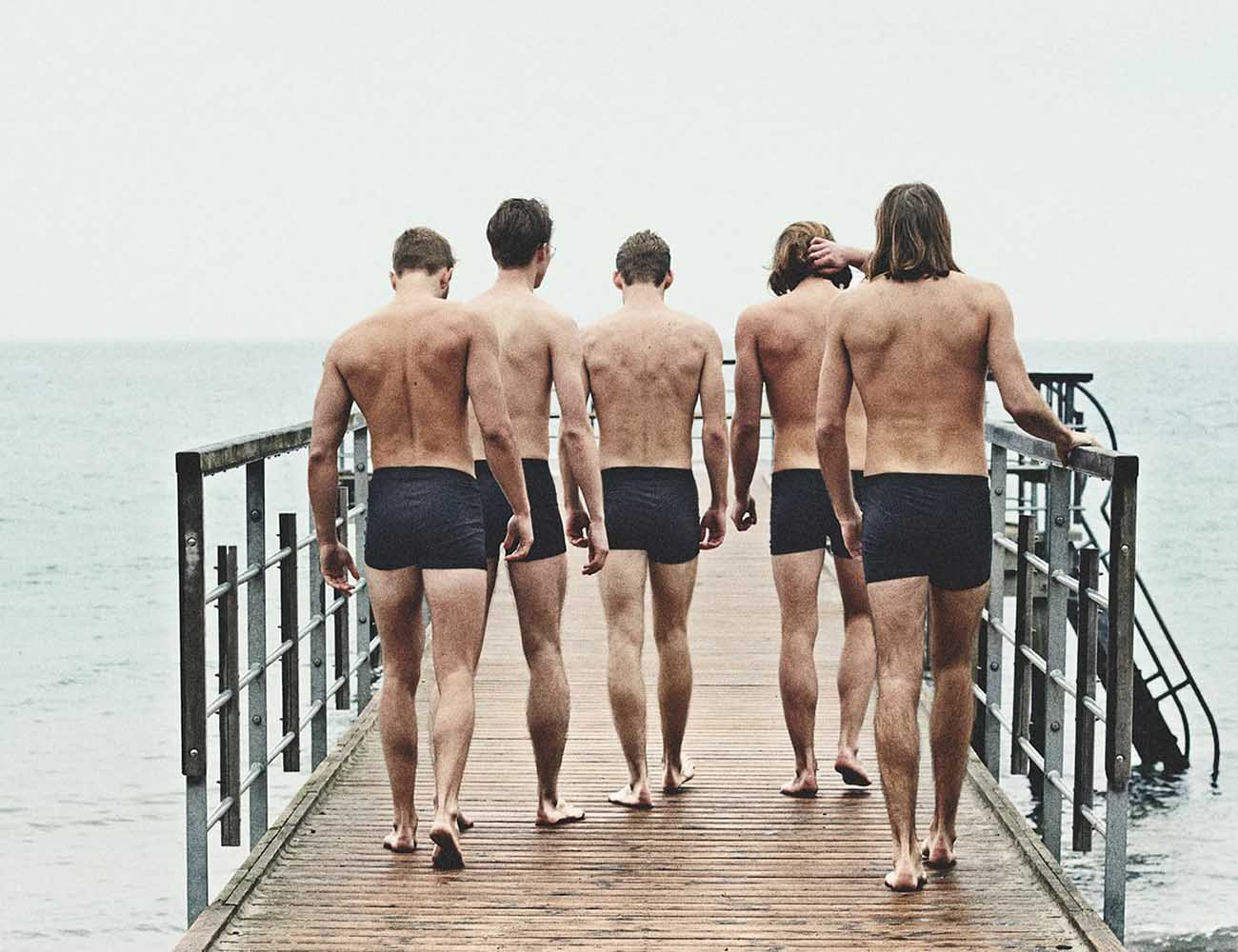 Odorless Underwear Made With Pure Silver by Organic Basics
