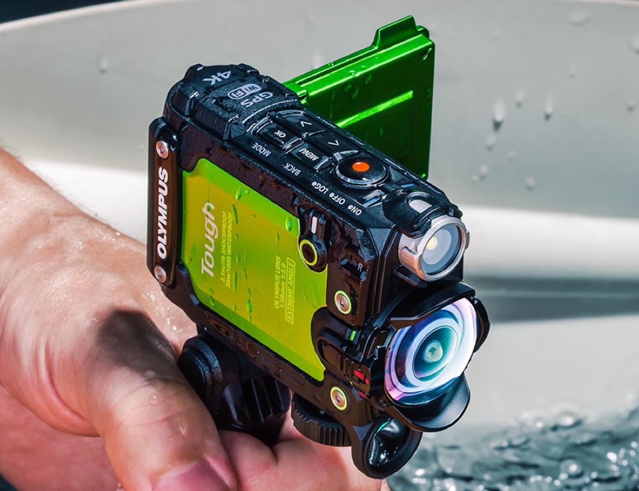 Olympus Stylus TG Tracker Action Camera