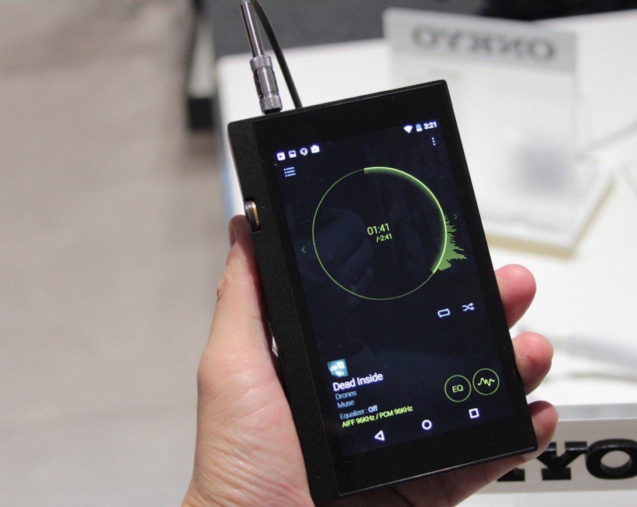 Onkyo DP-X1 Digital Audio Player