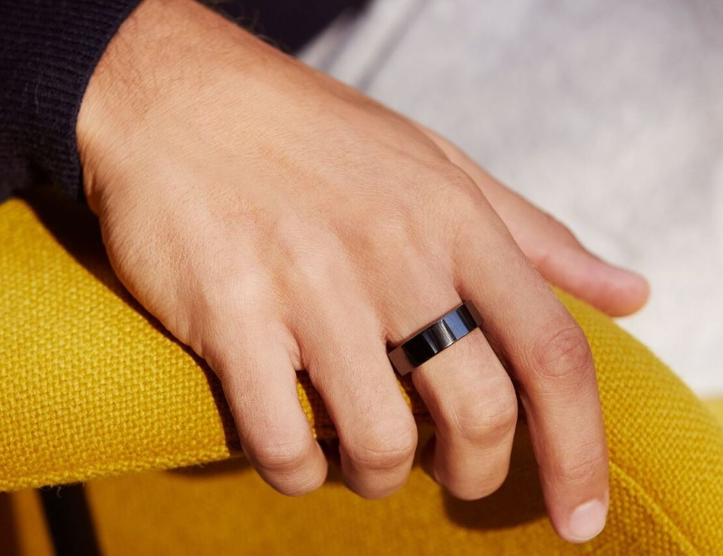 OURA – Ring-Sized Wellness Computer