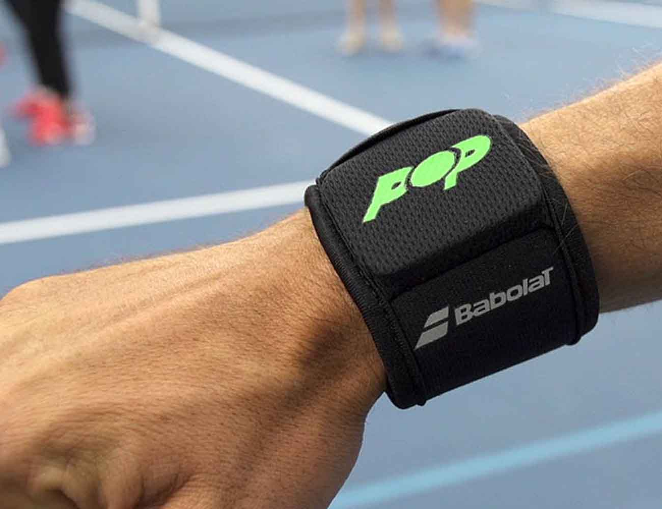 POP Tennis Sensor by Babolat