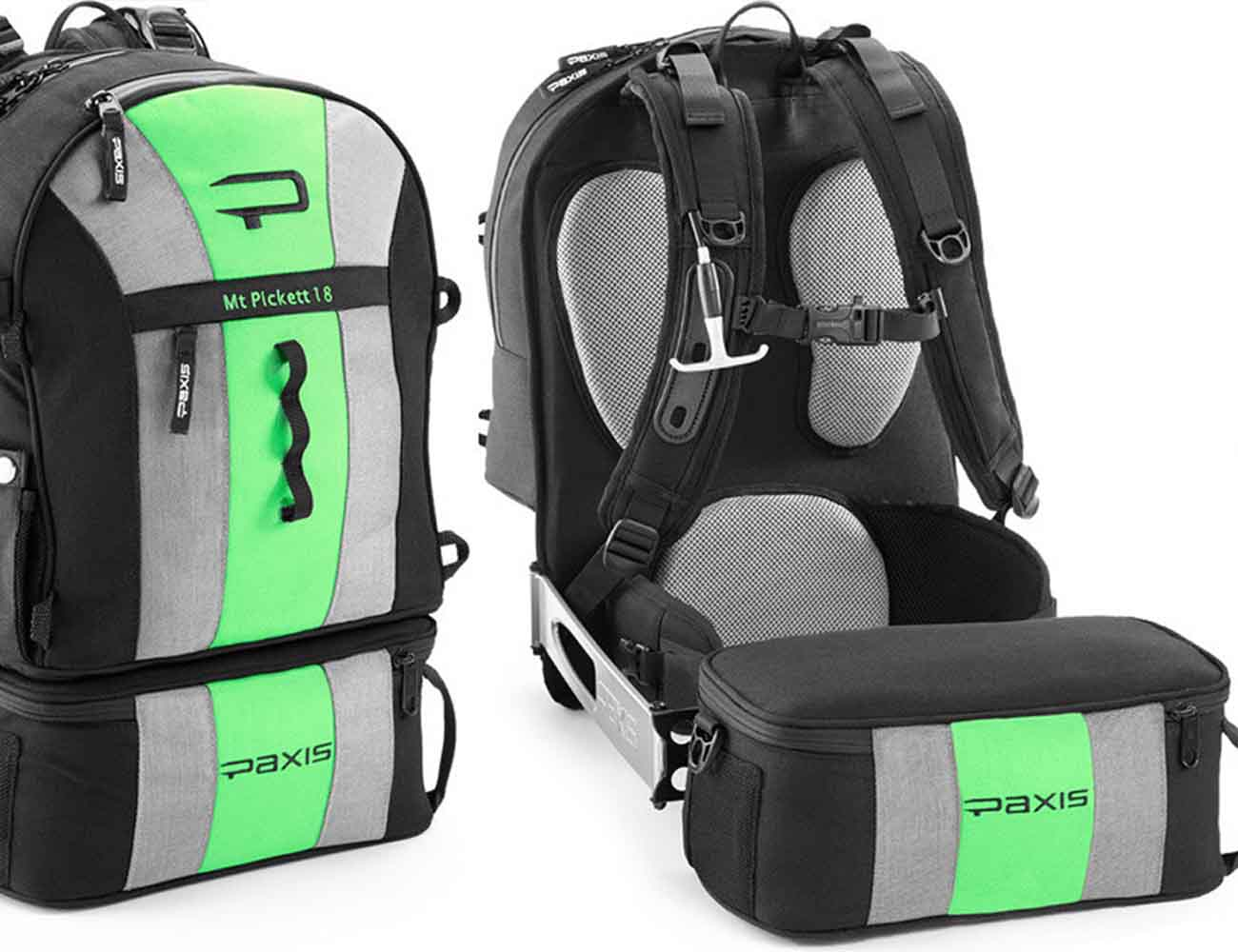 Paxis Pack Modular Backpack