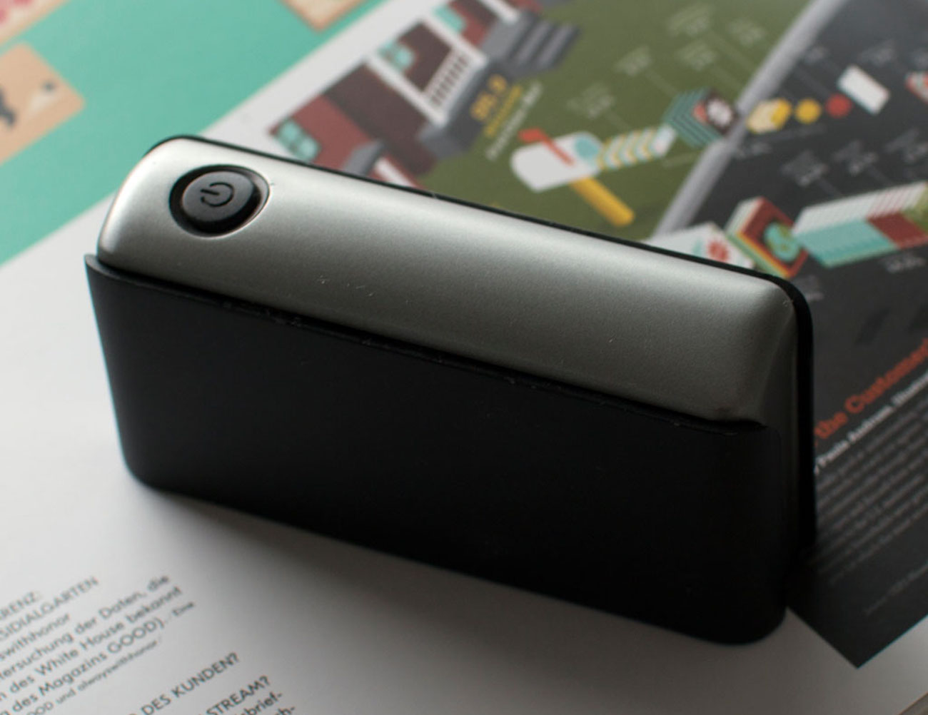 PocketScan Wireless Scanner by Dacuda
