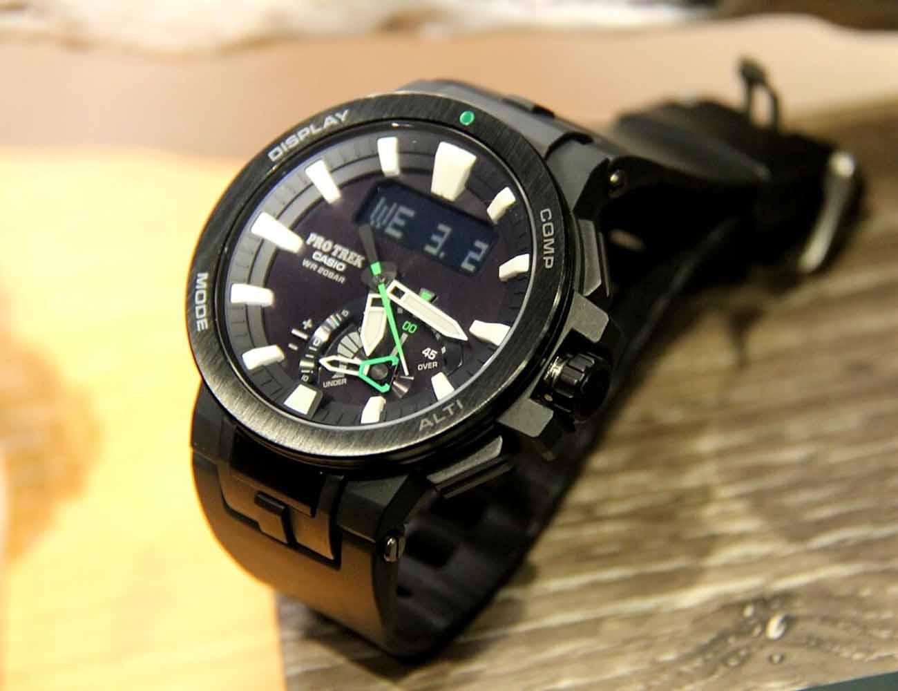 ProTrek PRW-7000 Watch by Casio