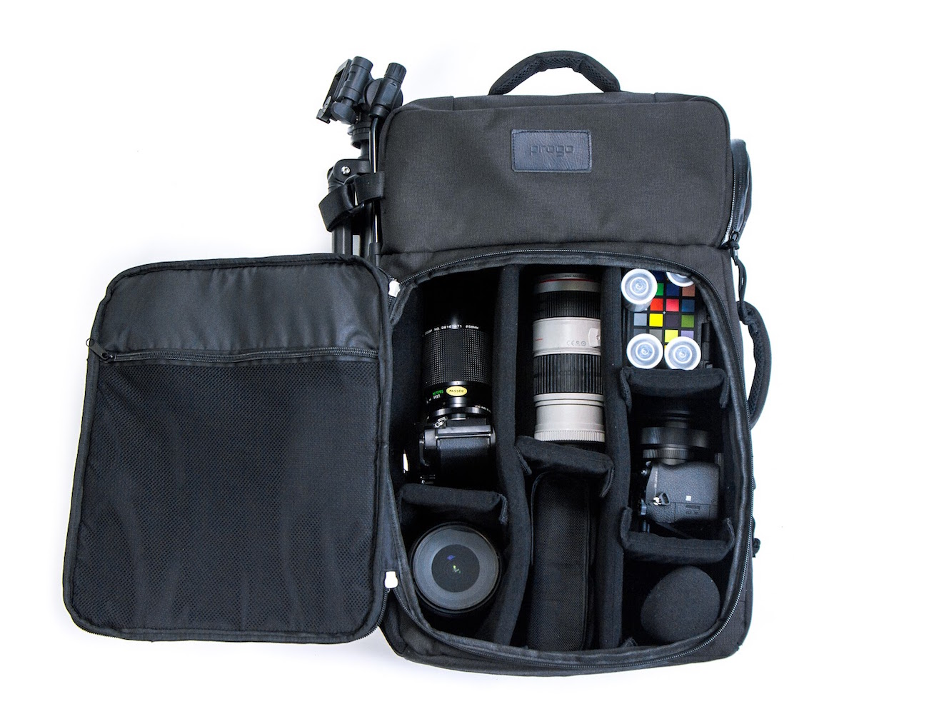 Progo – A Revolutionary Carry-on or Camera Backpack