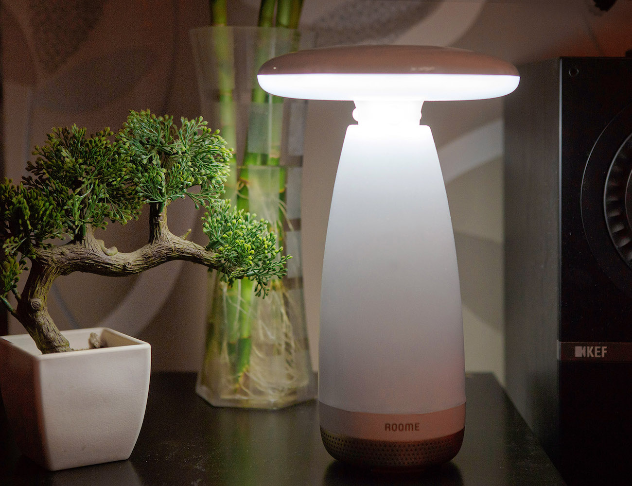 ROOME – The World's First Gesture Controlled Smart Lamp