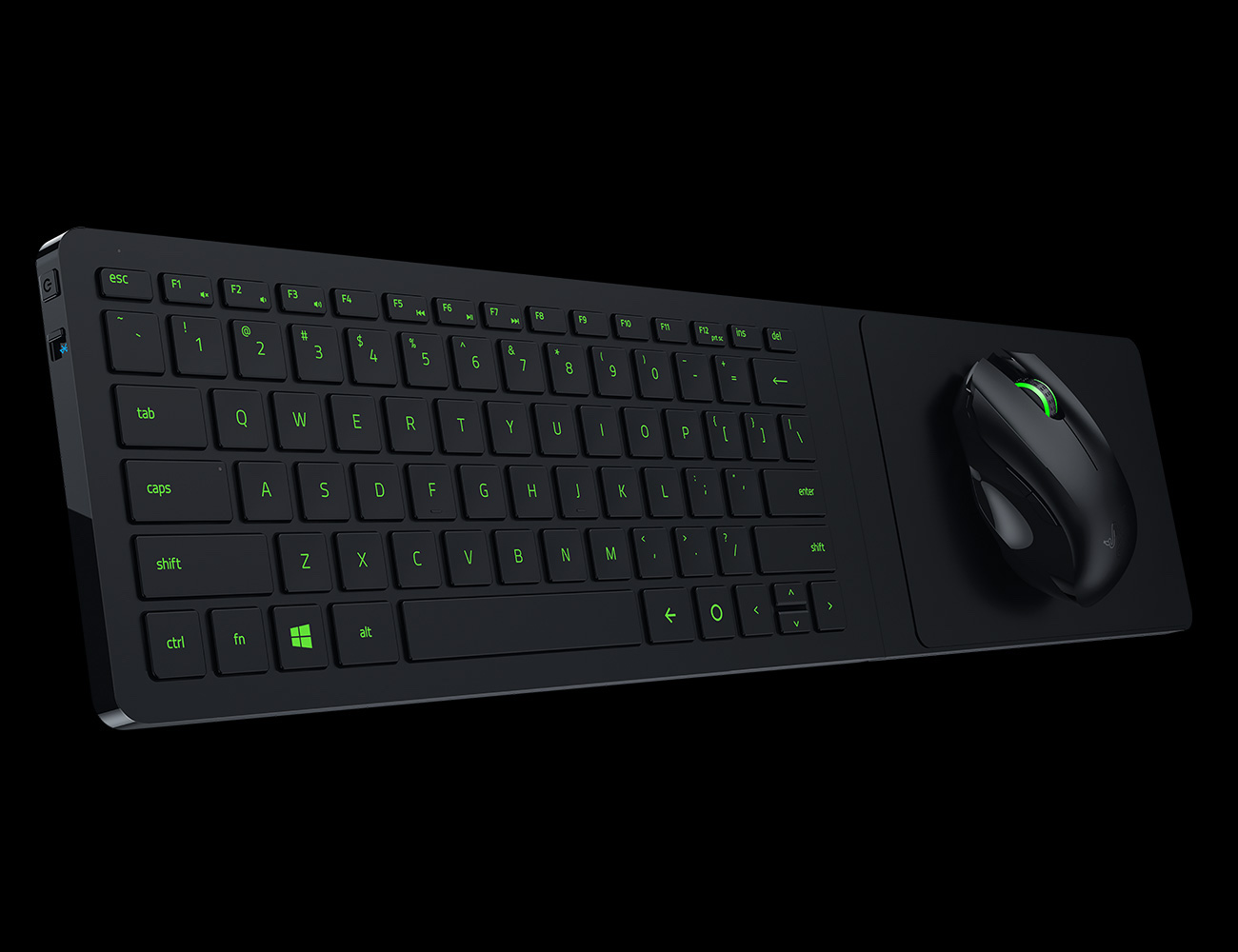 Razer Turret Gaming Mouse and Lapboard