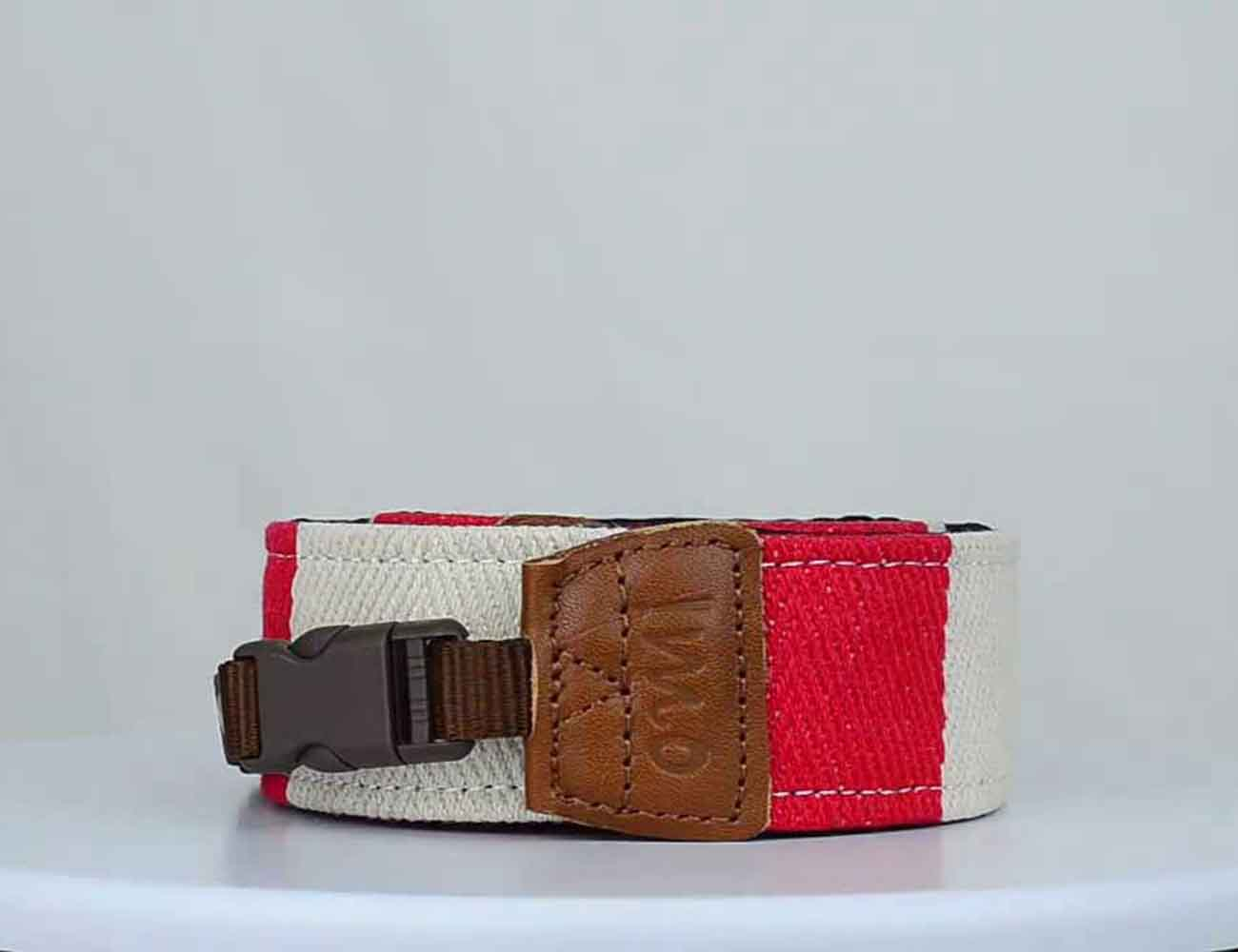 Reddie Fashionable Camera Strap With Colorful Patterns