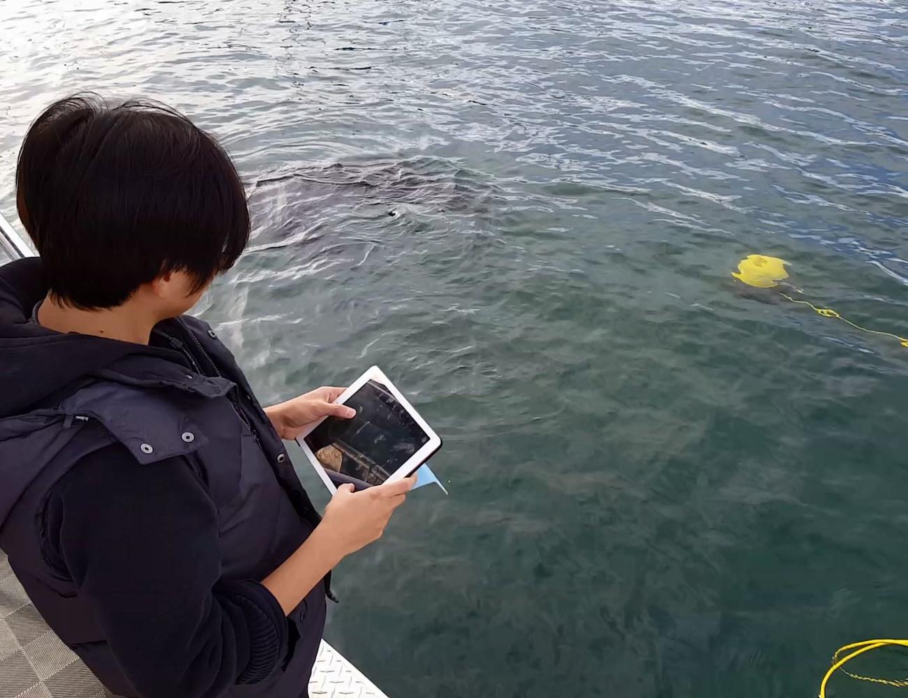 SeaDrone Underwater Explorer