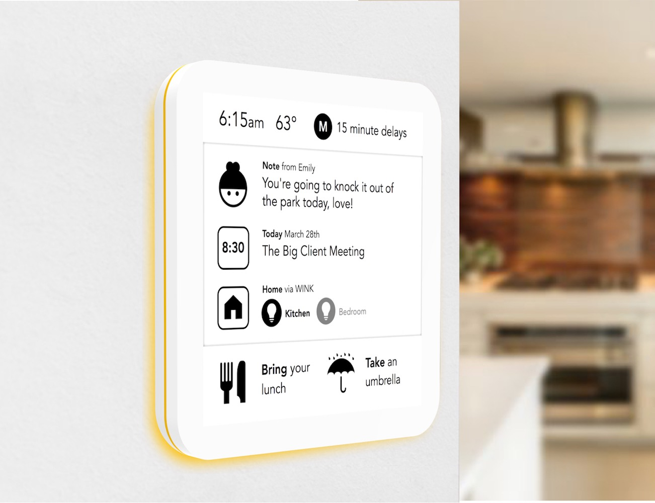 SeeNote Digital Sticky Note