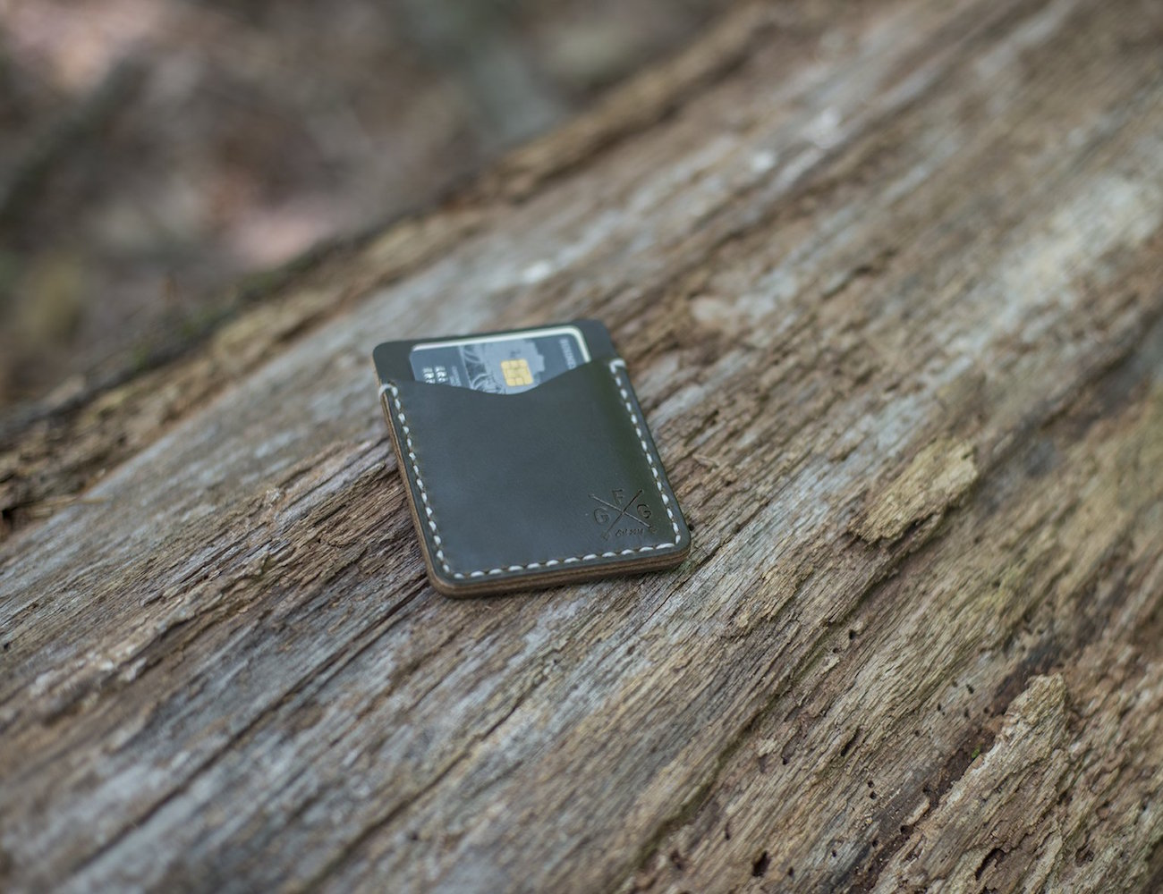 Slim Card Wallet by Go Forth Goods