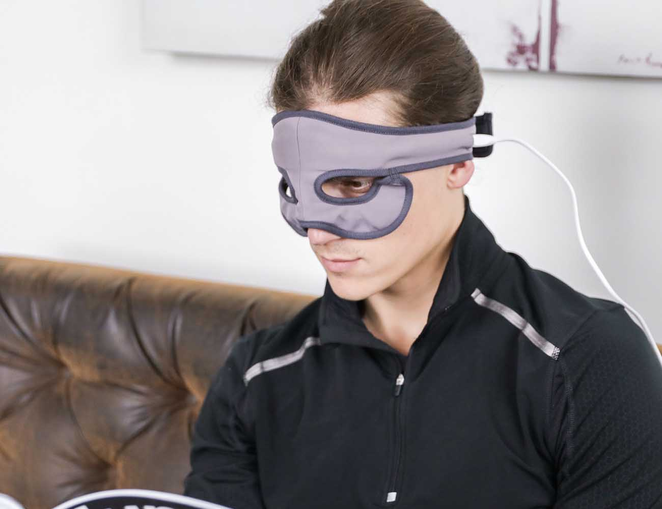 Sniff Relief Self-Heating Mask