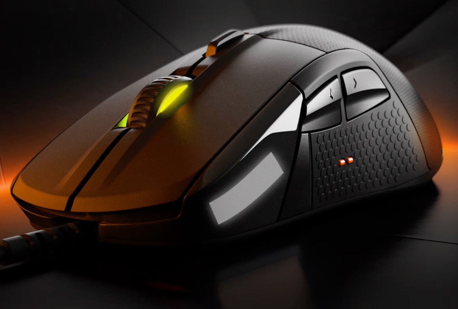 SteelSeries Rival 700 OLED Gaming Mouse