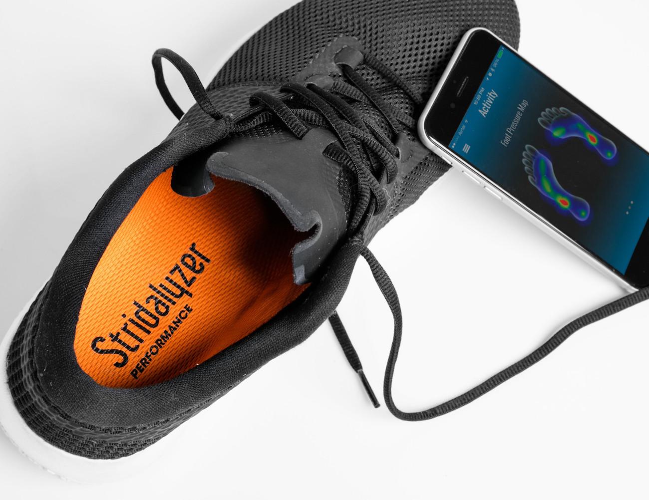 Stridalyzer Performance Smart Insoles