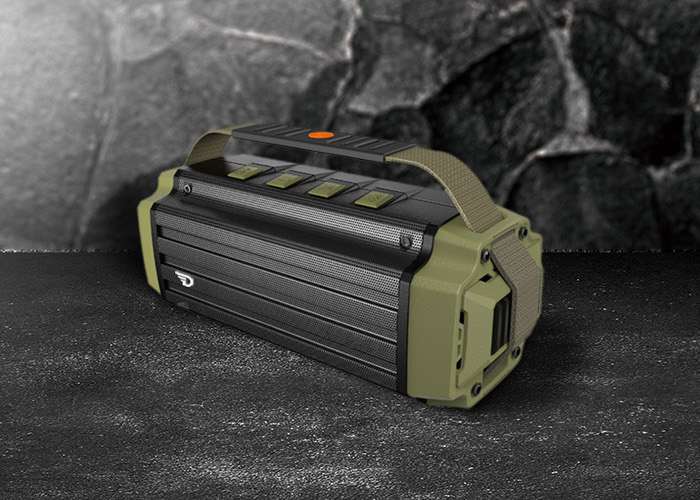 Survival Bluetooth Speaker by DreamWave