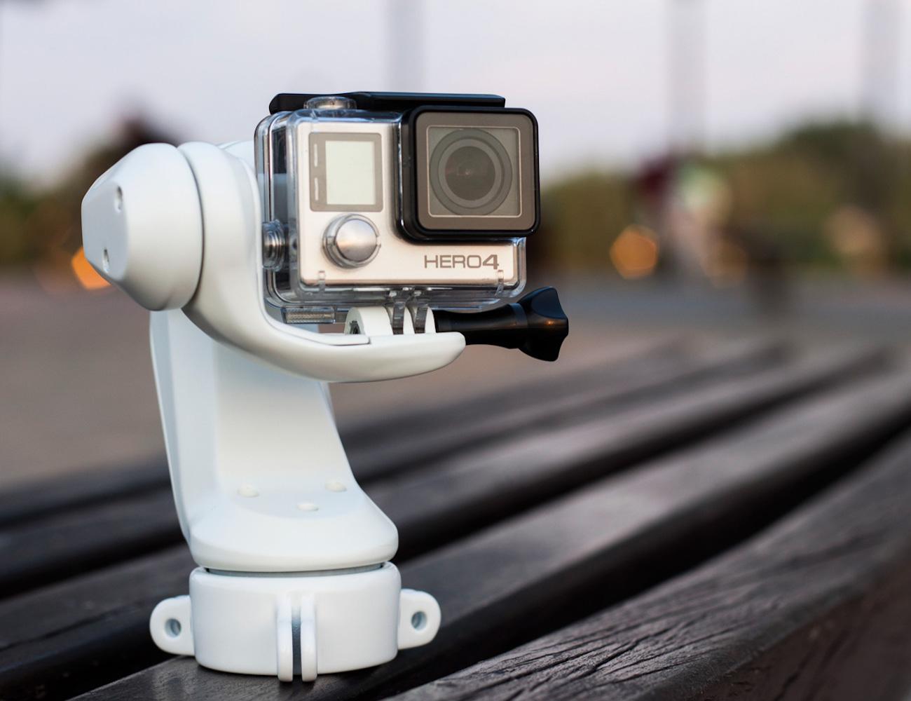 Sybrillo – The Most Versatile GoPro Accessory