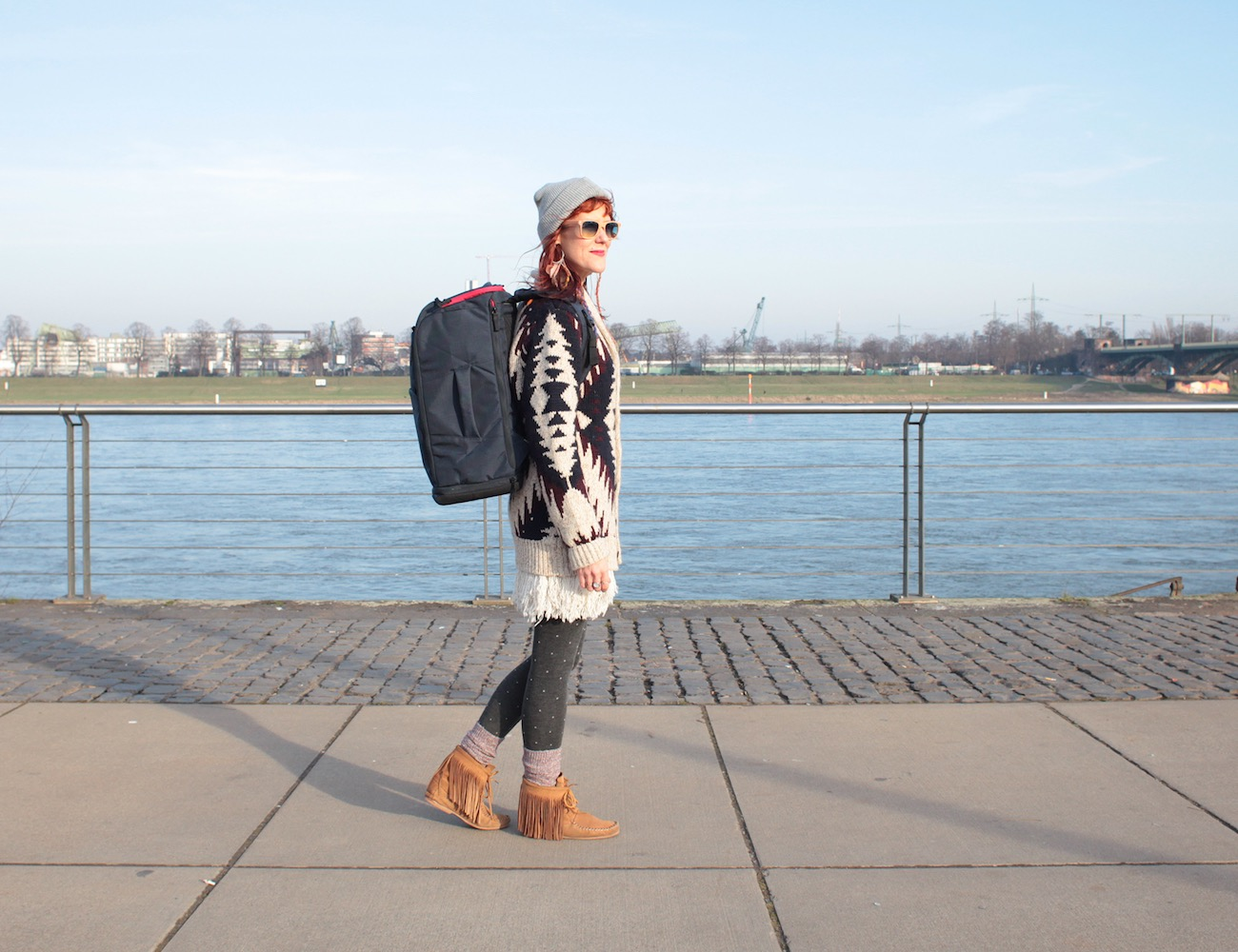 The Daily Backpack by BRAVEBIRD