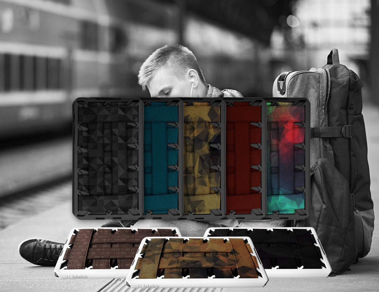 The Sling – Rethinking the iPhone and iPad Case