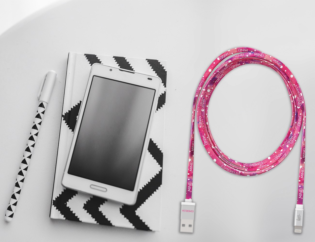 Toddy Cable – Your Personalized Charge and Sync Cable