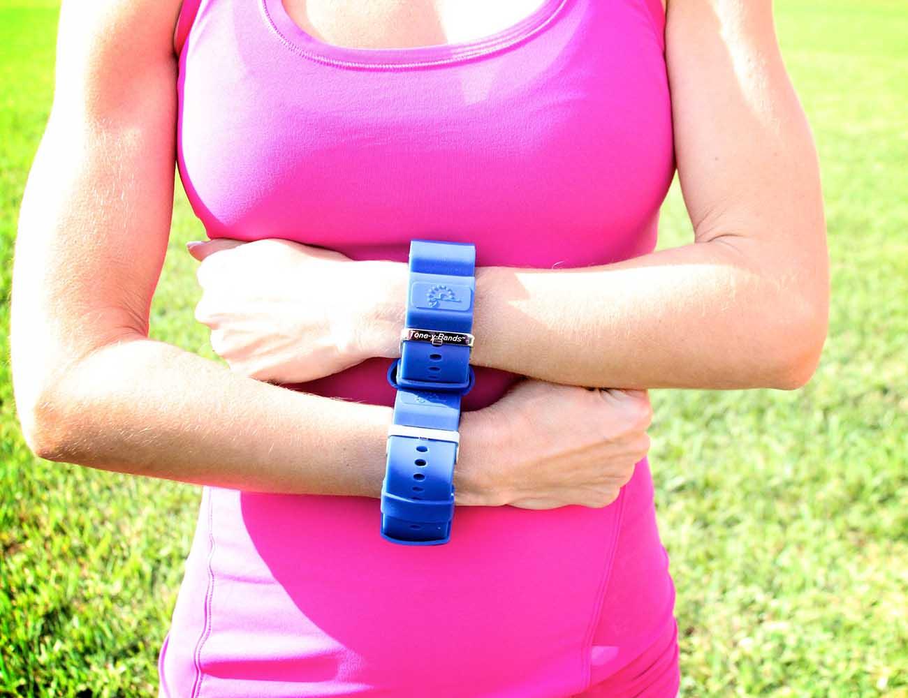 Tone-y-Bands Cardio Weights