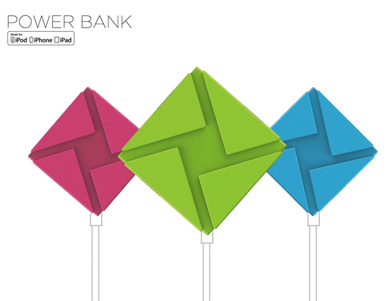 Vogek Lollipop 4 Ports USB3.0 Hub