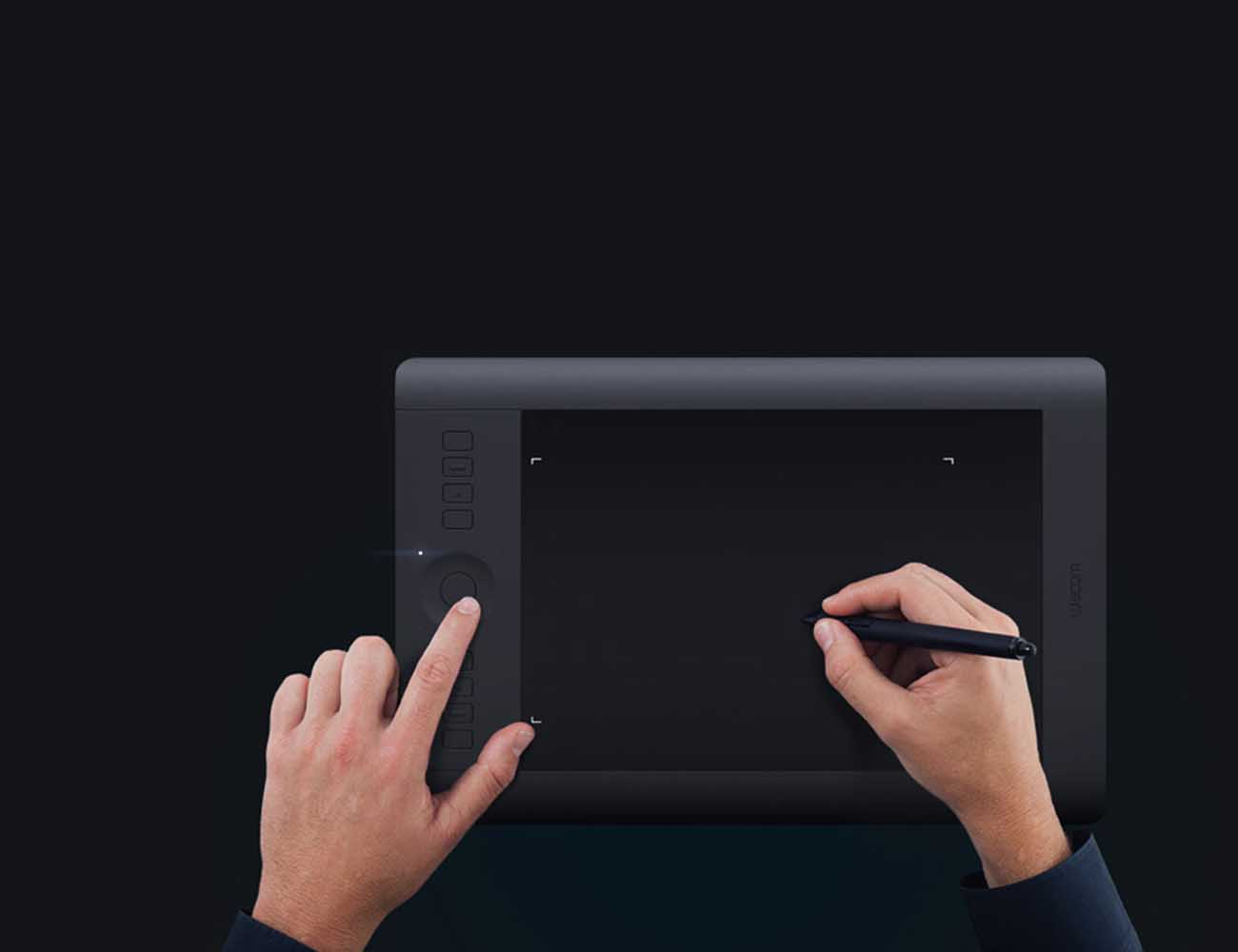 Wacom Intuos Pro Pen And Touch Tablet Gadget Flow