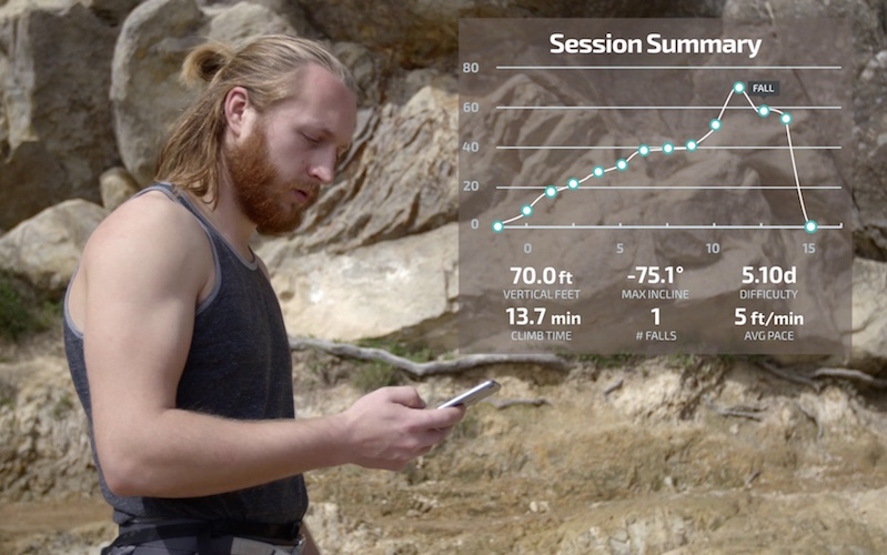 Whipper – The First Climbing Performance Tracker