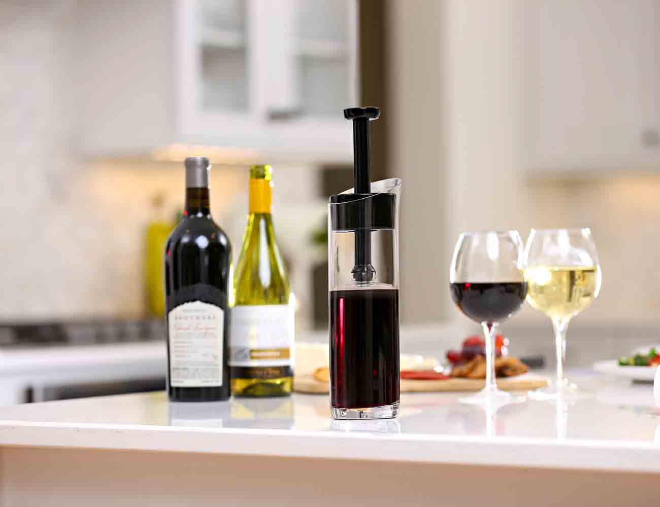 Wine Squirrel Wine Preserving Decanter