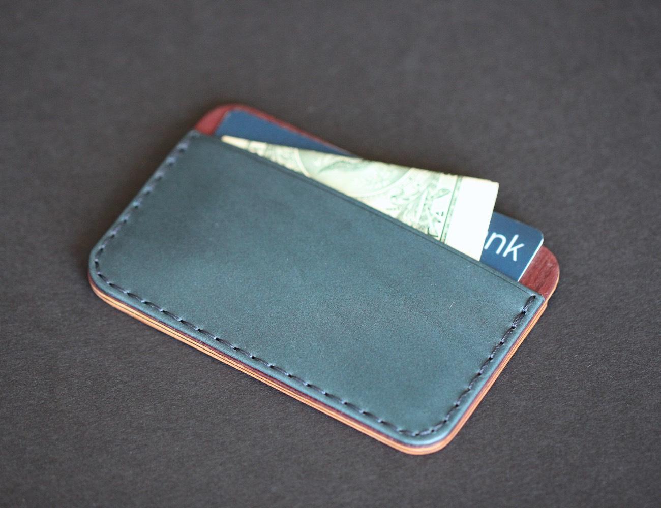 Wood Wallet by IngeniousBros