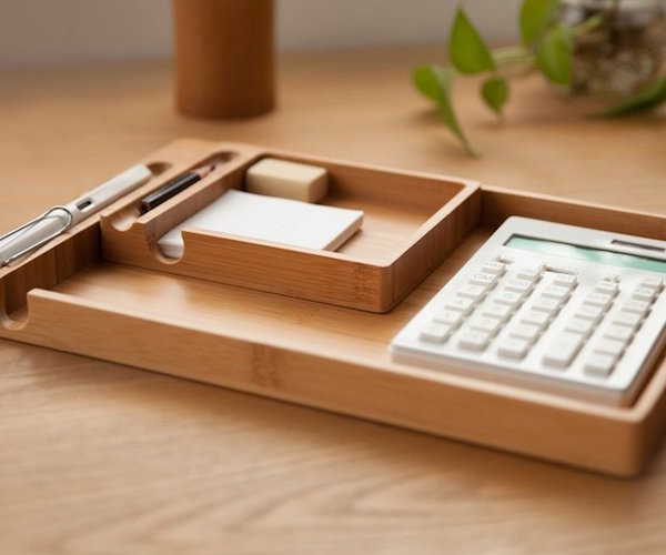 Wooden Pen And Paper Holder 187 Review