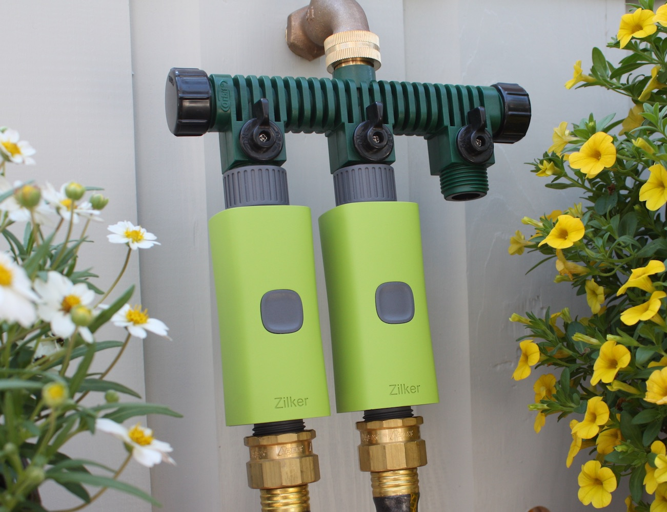 Zilker Intelligent Irrigation Device