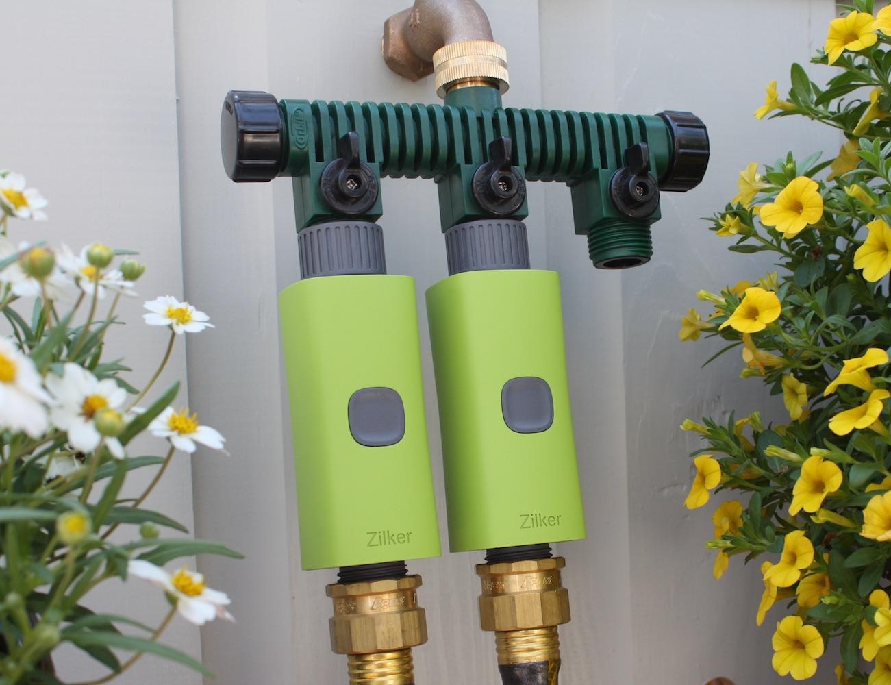 Zilker Intelligent Irrigation Device